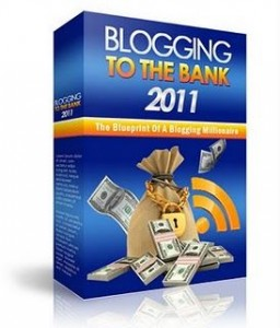 Blogging To The Bank Review image