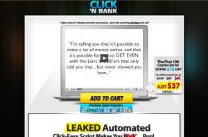 Click N Bank Logo image