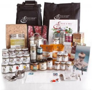 Epicure Selections Logo image