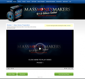 Mass Money Makers Logo image