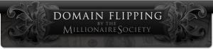 Domain Flipping Millionaire Society image
