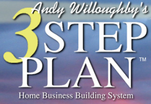 Andy Willoughby's Three Step Plan image