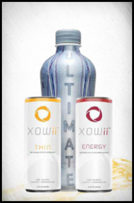 XOWii Energy Drinks image