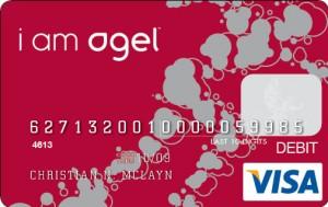 Agel Visa Card image