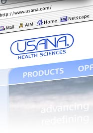 Compensation For USANA Associates image