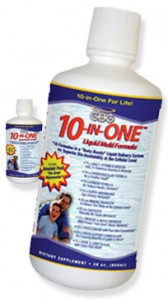 GBG 10-in-One Liquid Multivitamin image