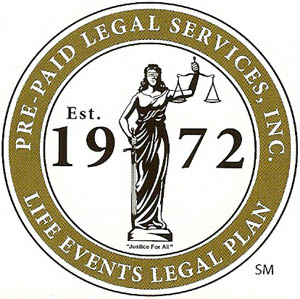 Pre-Paid Legal Logo image