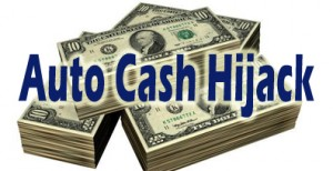 Auto Cash Hijack Logo image