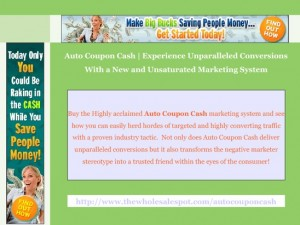 Auto Coupon Cash Logo image