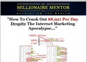 My Millionaire Mentor Logo image