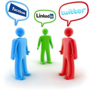 Social Media Logo image