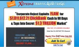 Xtreme Traffic Arbitrage Logo image
