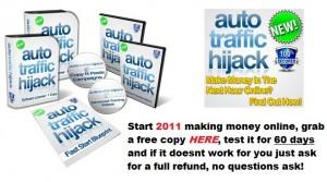 Auto Traffic Hijack Logo image