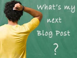 A Blogging Website image
