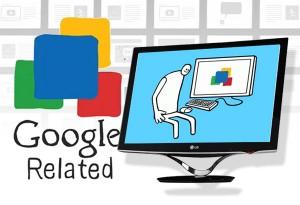Google Related Logo image