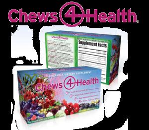 Chews 4 Health Logo image