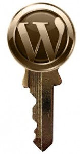 Secure WordPress image