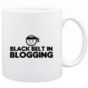 Black Belt In Blogging image