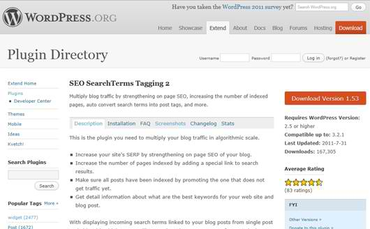 SEO SearchTerms Tagging 2 image